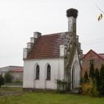 Będlewo. Kaplica neogotycka