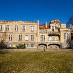 Kotowo. Pałac a wokół niego 6,7 ha park krajobrazowy z dorodnymi drzewami.