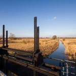 Zastawka regulująca poziom wody w kanale