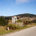 Kapliczka na przełęczy