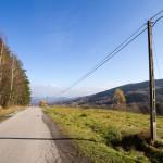 Szybki zjazd do Grzechynia