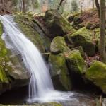 Stryszawa Roztoki – wodospad