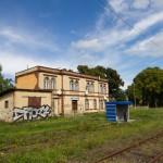 Stacja kolejowa Wałcz Raduń