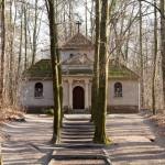 Klonówiec. Kaplica Podwyższenia Krzyża Świętego