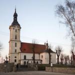 Górka Duchowna. Późnogotycki kościół