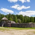 Sławogród – rekonstrukcja słowiańskiego grodu