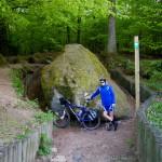 Cichorzecze. Głaz Tempelburg – największy głaz narzutowy na pojezierzu
