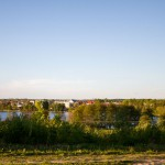 Panorama Czaplinka