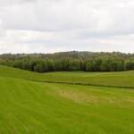 Pagórkowate Ostrowickie krajobrazy