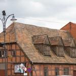 Magazyn solny z muru pruskiego datowany na 1700 r