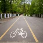 Szlak rowerowy. Greenway – Naszyjnik Północy