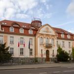 Okazała siedziba starostwa powiatowego