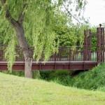 Czempiń. Most nad kanałem Olszynka