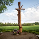Bolesławiec. Na rozdrożu krzyż