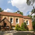 Dalewo. Wczesnogotycki kościół św. Wojciecha