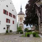 Arbon – wieża kościoła pw. Św. Marcina