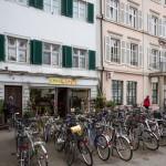 Kolejny parking dla rowerów