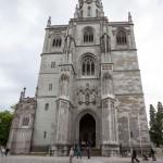 Katedra pw. Najświętszej Maryi Panny (Münster Unserer Lieben Frau) – pierwsza wzmianka o kościele katedralnym datuje się na ok. 780 r. W wyniku licznych przebudów świątynia nosi znamiona różnych stylów architektonicznych