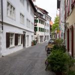 W dzielnicy Niederburg