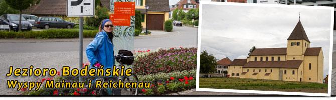 Wyspy Mainau i Reichenau