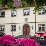 Ratusz – to dawny budynek klasztorny