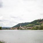 Stein am Rhein posiada bardzo dobrze zachowaną średniowieczną starówkę
