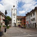 Diessenhofen – średniowieczne fortyfikacje miejskie z wieżą zwycięstwa