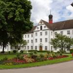 Diessenhofen. Były klasztor Katarzynek. Obecnie klinika rehabilitacyjna i dom spokojnej starości.