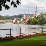 Diessenhofen–Gailingen  – drewniany most na Renie