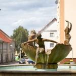 Fontanna na Placu Czarneckiego