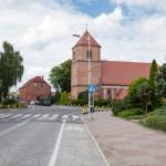 Sulęcin. Gotycki kościół pw. Św. Mikołaja