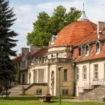Glisno. Pałac z lat 1790-1793
