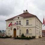 Borek. Ratusz z 1855 roku