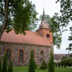 Bonin. Kościół z 1845 r
