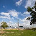 Przystań i kąpielisko nad Jeziorem Niepruszewskim