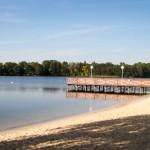 Ślesin – plaża