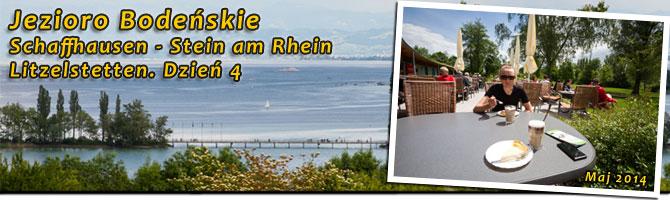 Schaffhausen - Stein am Rhein - Litzelstetten