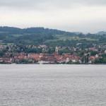 Po drugiej stronie jeziora Überlingen, będziemy dzisiaj przejeżdżać