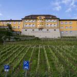 Budynek państwowej winiarni w Meersburgu – obecnie w budynku mieści się szkoła