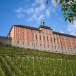 Byłe seminarium duchowne – obecnie znajduje się tu szkoła Droste-Hülshoff-Gymnasium