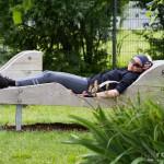 Relaks w parku