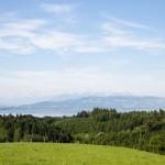Panorama na Jezioro Bodeńskie
