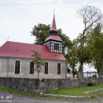 Lubieszewo kościół