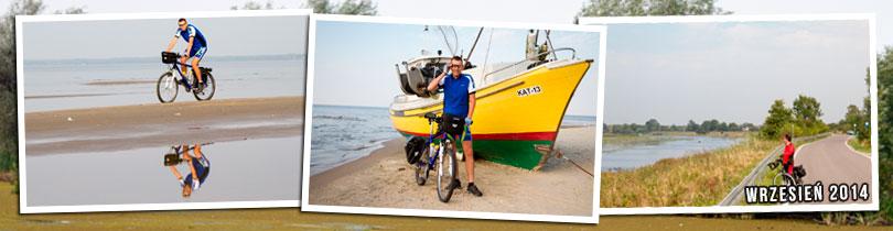 Żuławy Wiślane na rowerze