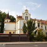 Wieleń. Dawne starostwo, obecnie dom pomocy społecznej