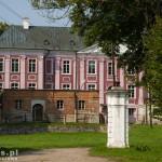 Wieleń. Barokowy pałac z 1749-50