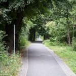 Droga rowerowa wzdłuż kanału Berlin-Spandauer