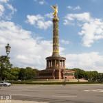 Kolumna zwycięstwa. Upamiętnia zwycięstwo Prus nad Danią w 1864 r