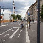 Tylko rowerki mogą jechać prosto