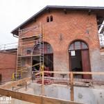 Odnowiony budynek maszynowni